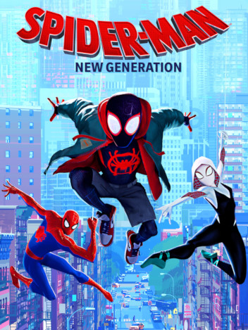 Spider Man New Generation